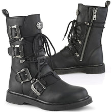 Load image into Gallery viewer, Demonia Bolt-265 Mens Buckle Combat Boots