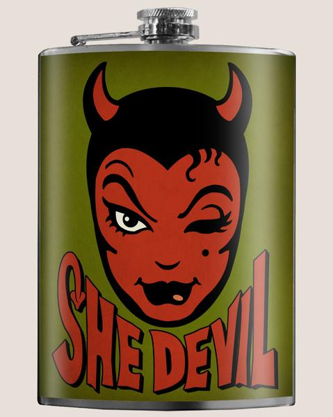 She Devil Flask