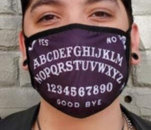 Load image into Gallery viewer, Adjustable Ouija Board Mask