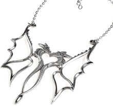 Load image into Gallery viewer, Alchemy of England Dragon Consort Necklace