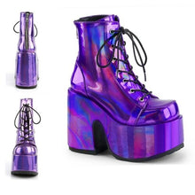 Load image into Gallery viewer, Demonia Camel-203 Purple Hologram