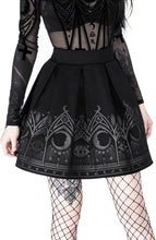 Load image into Gallery viewer, Restyle FORTUNE TELLER SKIRT  (XS-3XL)