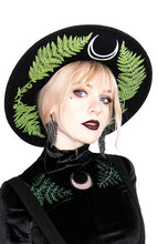 Load image into Gallery viewer, Restyle Fern Hat with wide brim, wool