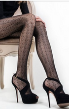 Load image into Gallery viewer, Gothic Revival in Lace Tights