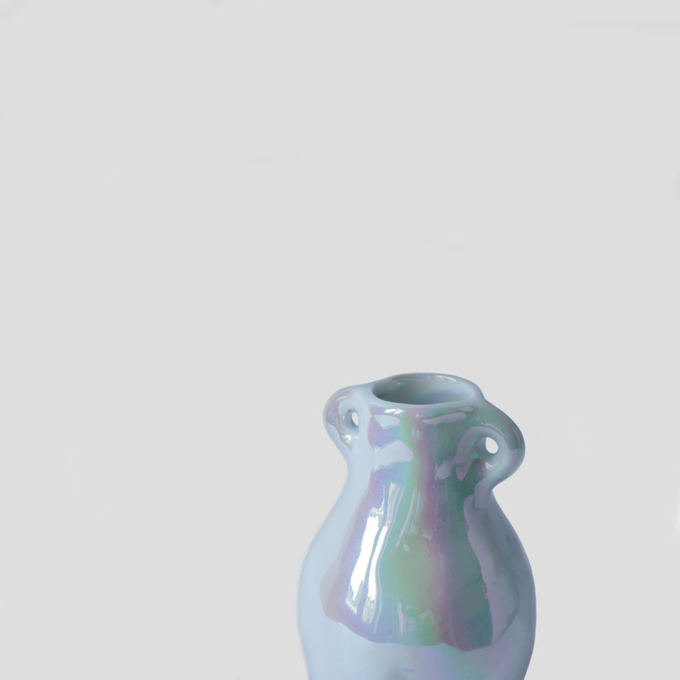 Vase Mother of Pearl Small