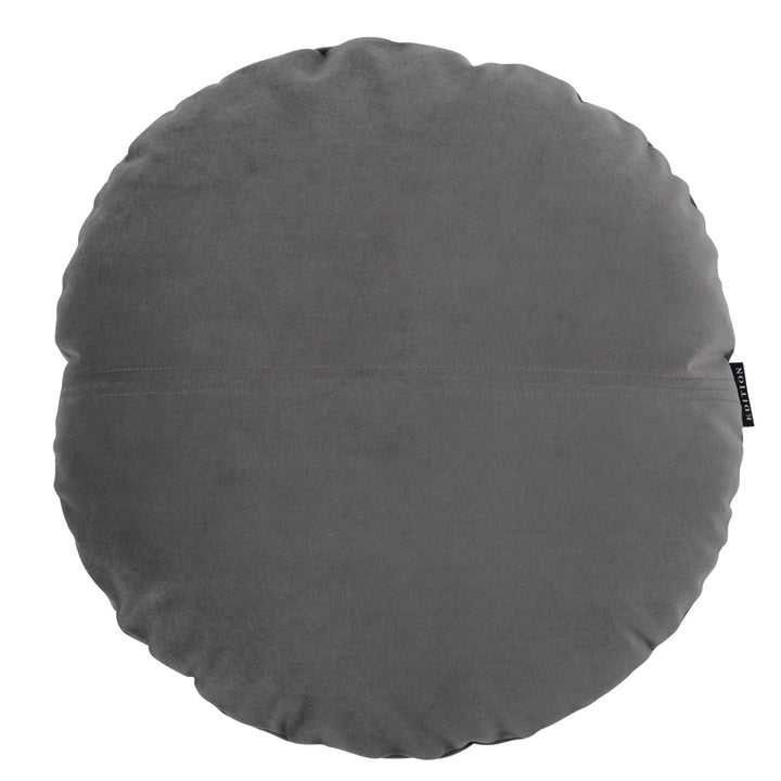 River Round Luxury Velvet Cushion by Nathan + Jac - EDITION