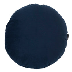 Amaya Round Luxury Velvet Cushion by Nathan + Jac - EDITION