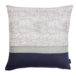 Amalfi 50cm Luxury Linen Cushion by Nathan + Jac - EDITION