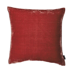 Coralie 50cm Luxury Silk Velvet cushion by Nathan + Jac - EDITION