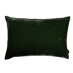 Florence Lumbar Luxury Silk Velvet Cushion by Nathan + Jac - EDITION