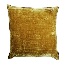 Minzi 50cm Luxury Silk Velvet Cushion by Nathan + Jac - EDITION