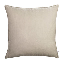 Pearl 50cm Luxury Silk Velvet Cushion by Nathan + Jac - EDITION