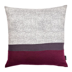 Ravello 50cm Luxury Linen Cushion by Nathan + Jac - EDITION