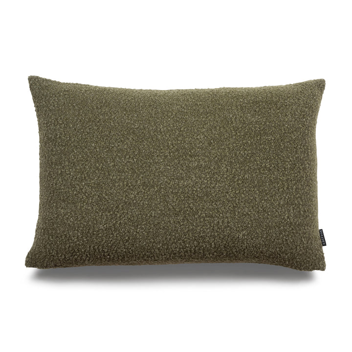 Clover Lumbar Boucle Luxury Cushion