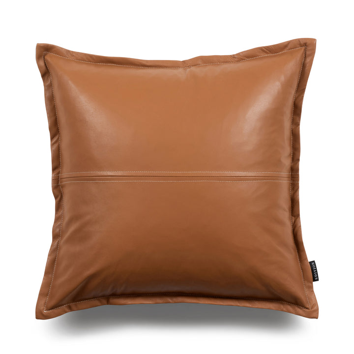 Esther 50cm Leather Cushion