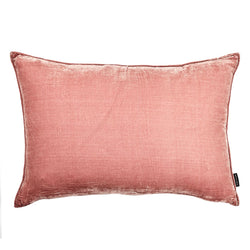 Frankie Lumbar Silk Velvet Luxury Cushion by Nathan + Jac - EDITION