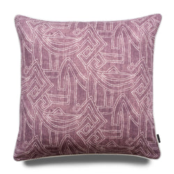 Harper Aztec 60cm Linen Luxury Cushion by Nathan + Jac - EDITION