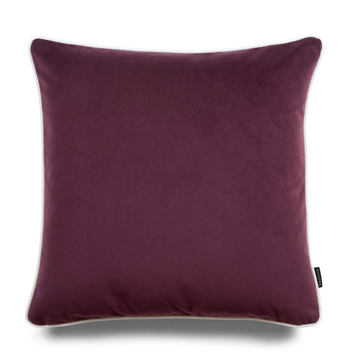 Harper Bold 50cm Velvet Luxury Cushion by Nathan + Jac - EDITION