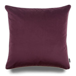 Harper Bold 60cm Velvet Luxury Cushion by Nathan + Jac - EDITION