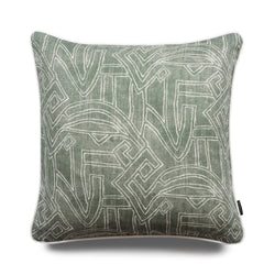 Jose Aztec 50cm Linen Luxury Cushion by Nathan + Jac - EDITION