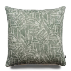 Jose Aztec 60cm Linen Luxury Cushion by Nathan + Jac - EDITION