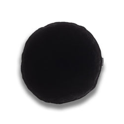 Kiki Round Silk Velvet Luxury Cushion by Nathan + Jac - EDITION