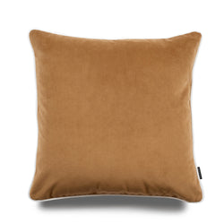 Leo Bold 50cm Velvet Luxury Cushion by Nathan + Jac - EDITION