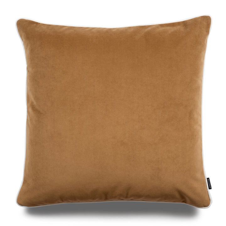 Leo Bold 60cm Velvet Luxury Cushion by Nathan + Jac - EDITION
