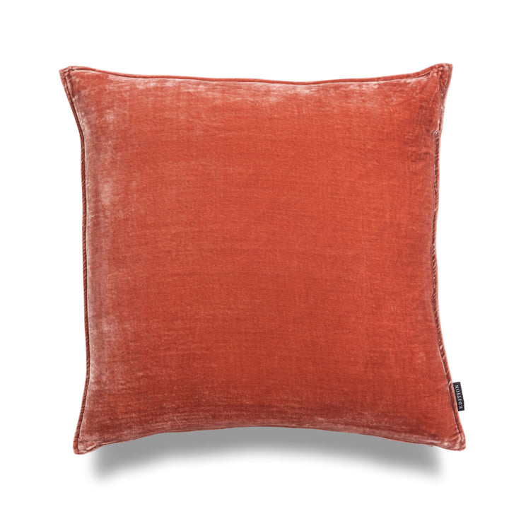 Lindsay 50cm Luxury Silk Velvet Cushion by Nathan + Jac - EDITION