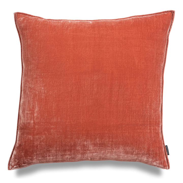 Lindsay 60cm Luxury Silk Velvet Cushion by Nathan + Jac - EDITION