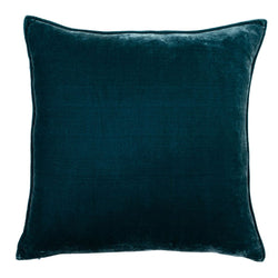 George 60cm Silk Velvet cushion by Nathan + Jac - E D I T I O N