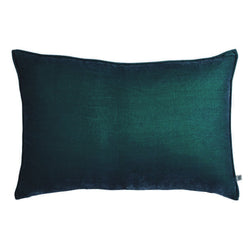 George Lumbar Silk Velvet cushion by Nathan + Jac - E D I T I O N