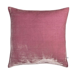 Gloria 50cm Silk Velvet cushion by Nathan + Jac - E D I T I O N