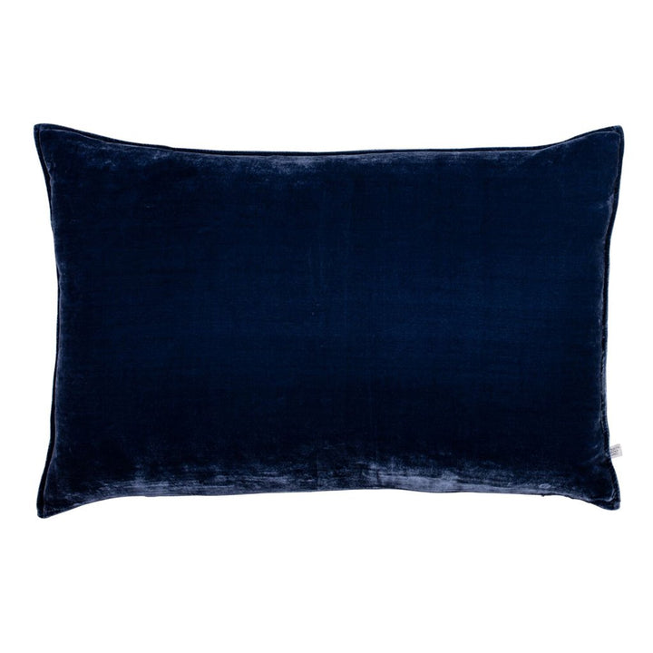 James Lumbar Silk Velvet cushion by Nathan + Jac - E D I T I O N