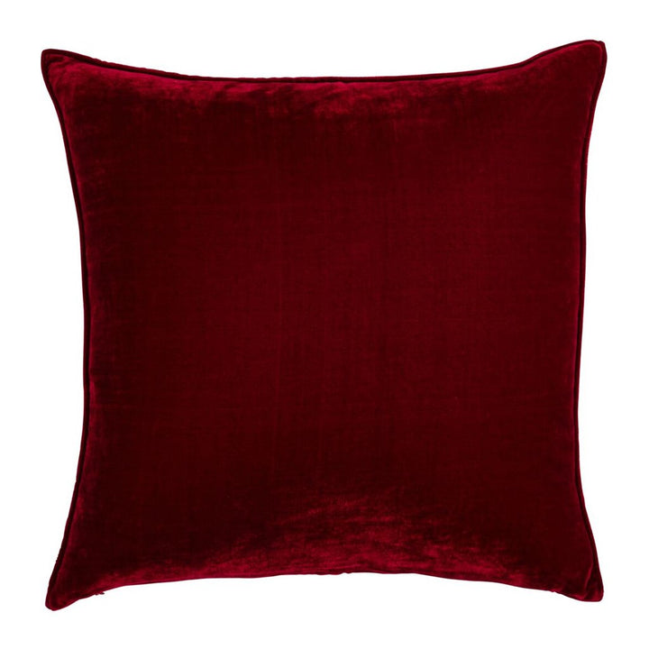 MJ 50cm Silk Velvet cushion by Nathan + Jac - E D I T I O N