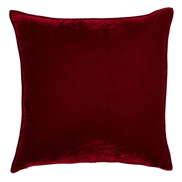 MJ 60cm Silk Velvet cushion by Nathan + Jac - E D I T I O N