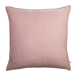Patti 50cm Silk Velvet cushion by Nathan + Jac - E D I T I O N