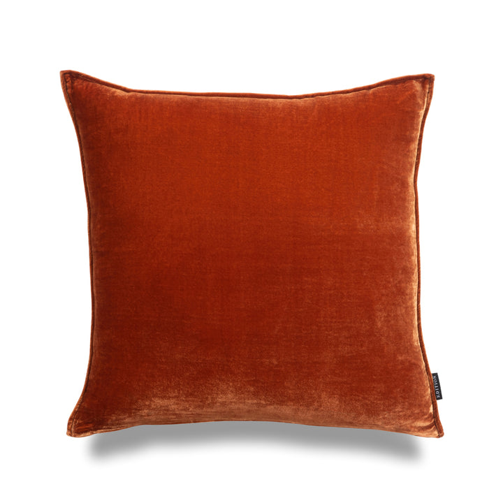 Riley 50cm Luxury Silk Velvet Cushion by Nathan + Jac - EDITION