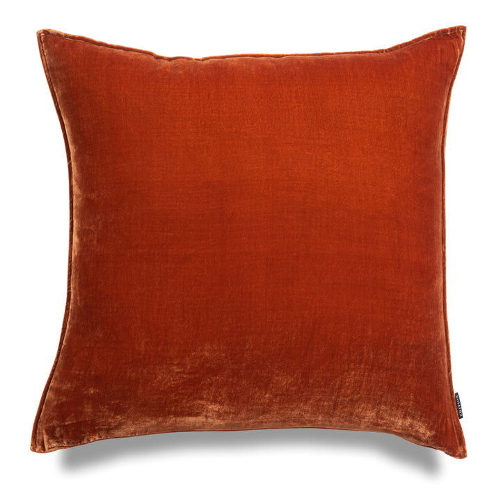 Riley 60cm Luxury Silk Velvet Cushion by Nathan + Jac - EDITION