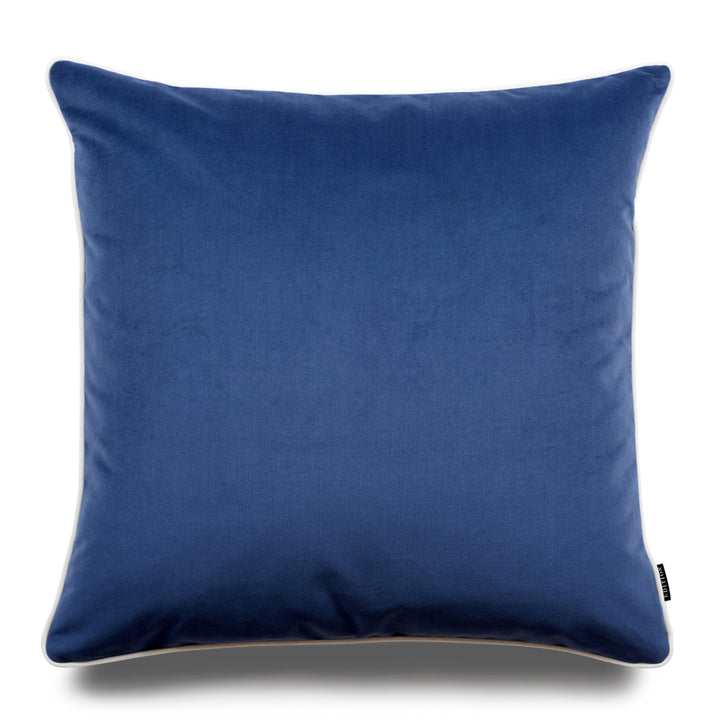 Stellan Bold 60cm Velvet Luxury Cushion by Nathan + Jac - EDITION