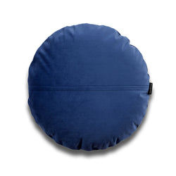 Stellan Bold Round Velvet Luxury Cushion by Nathan + Jac - EDITION