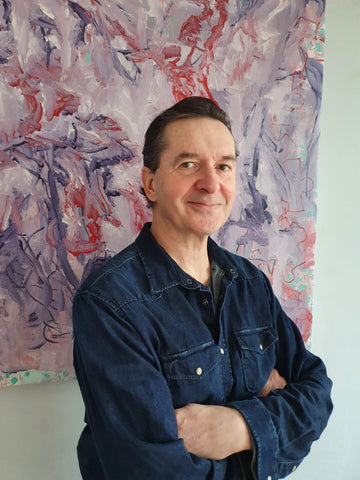 Maurice Quillinan Curator Artist