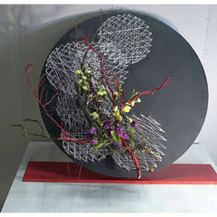 The Art of Ikebana - Building Serenity with Florals
