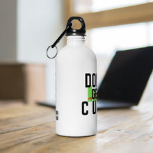 Load image into Gallery viewer, Don't Get Cute Stainless Steel Water Bottle