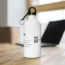 Load image into Gallery viewer, PAY-tience Stainless Steel Water Bottle