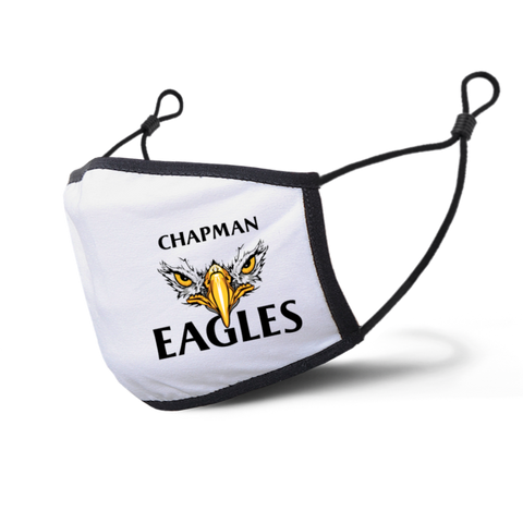 Chapman Eagles Mask