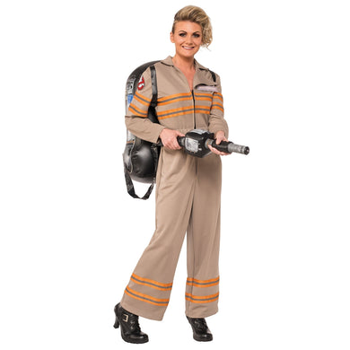 Women's Deluxe Ghostbuster's Costume