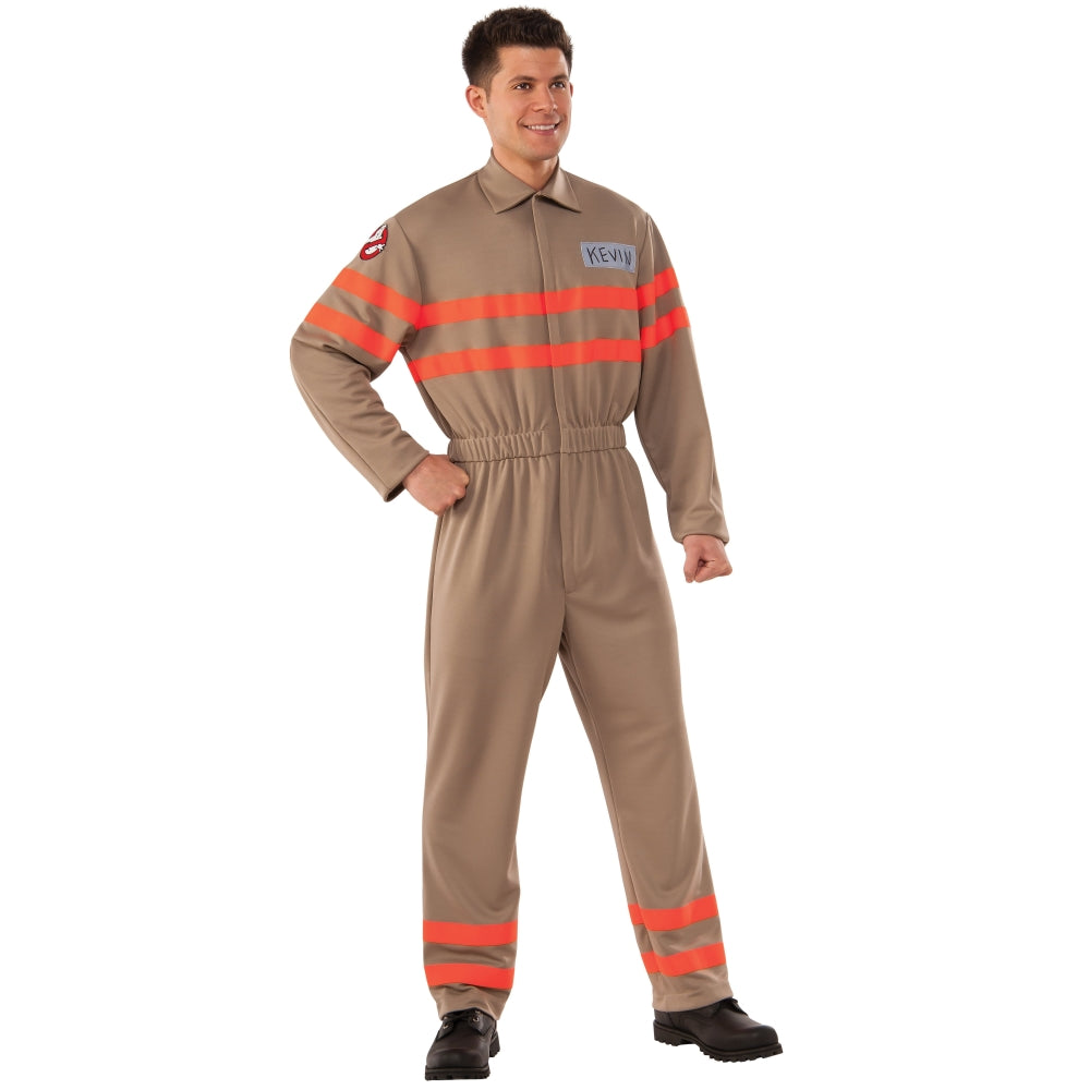 Deluxe Adult Kevin Jumpsuit Costume from Ghostbusters