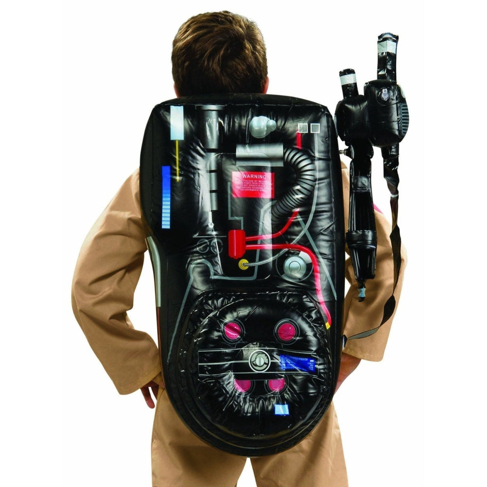 Ghostbusters Inflatable Backpack Costume Accessory