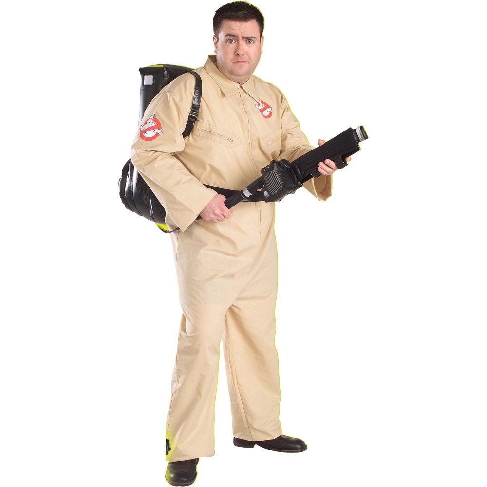 Ghostbuster Adult Plus Costume